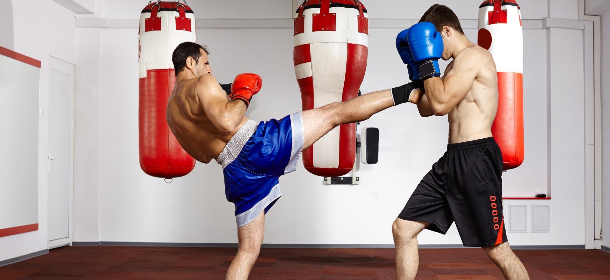 Sport de combat complet