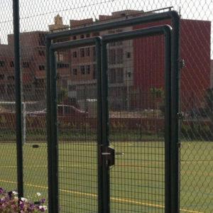 Les portes de tennis porte 2 battants for Porte interieur 2 battants