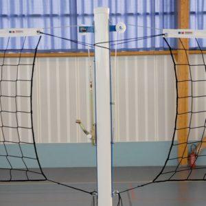 Poteau en aluminium, volley