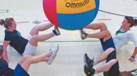 Ballon OMNIKIN Multicolores