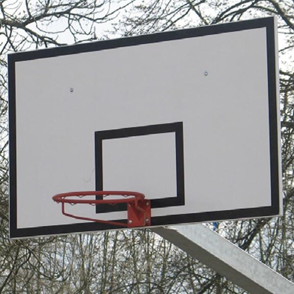 Panneaux de basket - Panneau de basket exterieur ...