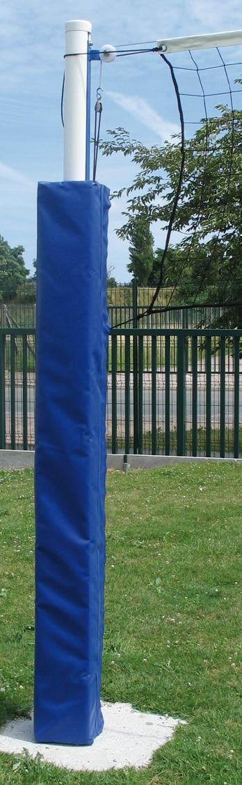 protections pour poteaux de volley ball