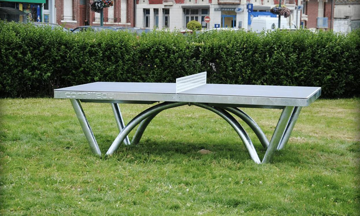 Table park for Tennis de table exterieur