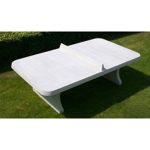 table de ping pong beton angles arrondis. Black Bedroom Furniture Sets. Home Design Ideas