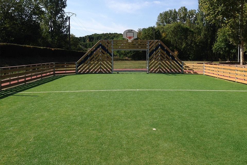 Cheyssieu protec sport quipements sports et loisirs street workout - Sous couche gazon synthetique ...