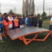 teqball france entrainement club foot