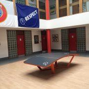 teqball france entrainement indoor