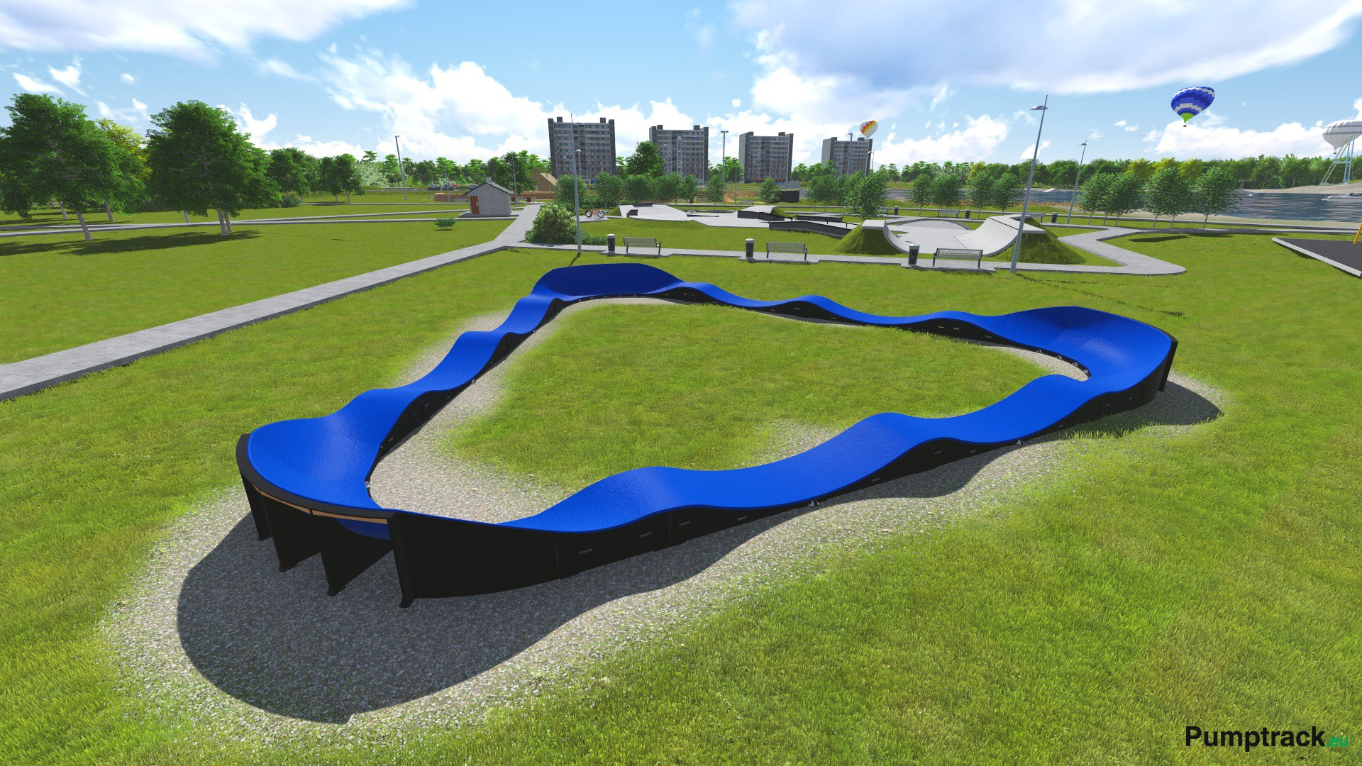 pumptrack france triangle
