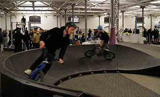 pumptrack indoor