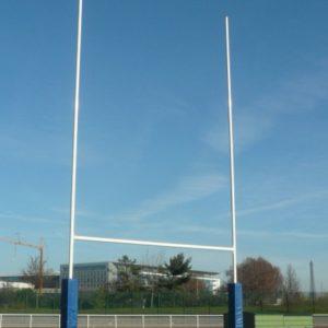 But de rugby en acier