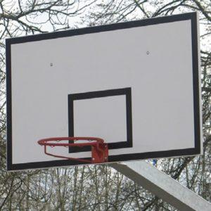 panneau, basket