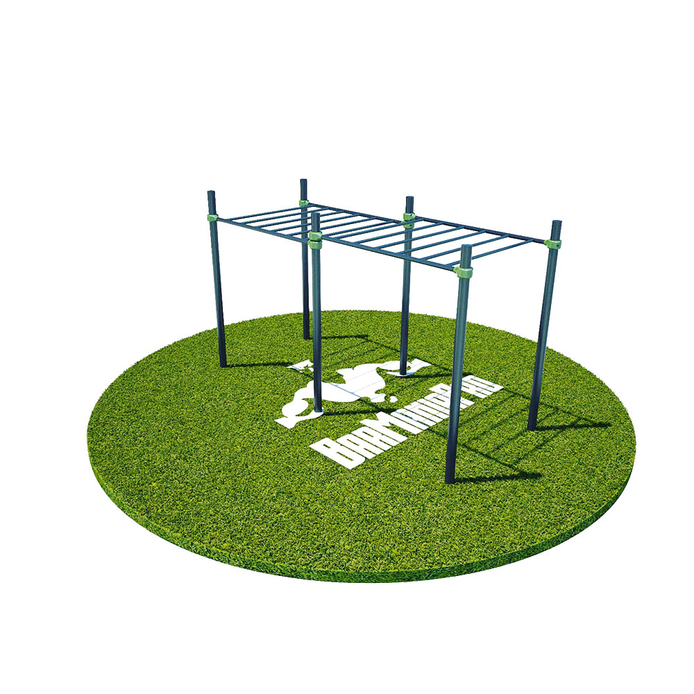 street workout module structure